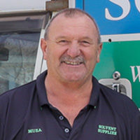 Profile - Murray Rodgers - Solvent Supplies Ltd.